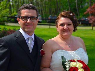 Le nozze di Massimo e Thea