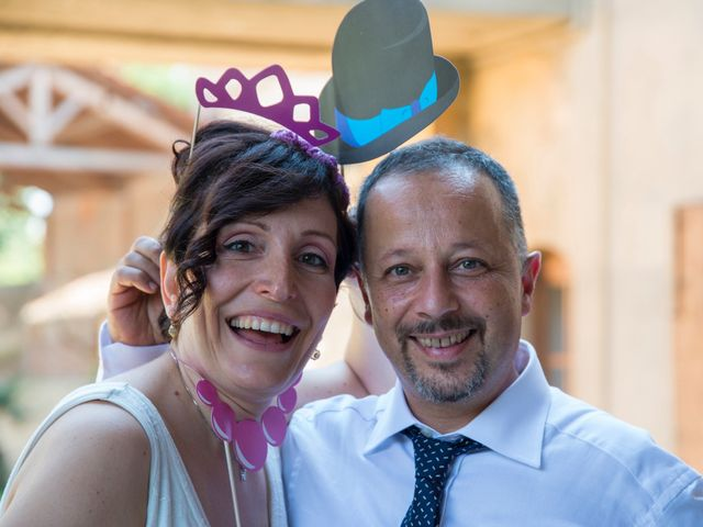 Le nozze di Claudia e Roberto