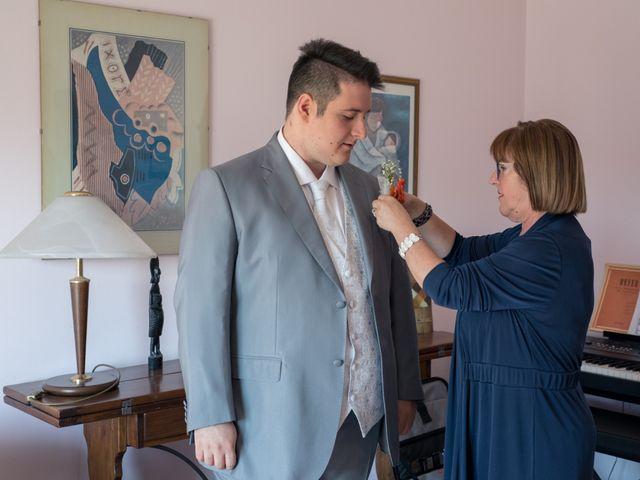 Il matrimonio di Giuseppe  e Rachele a Fontaneto d'Agogna, Novara 4