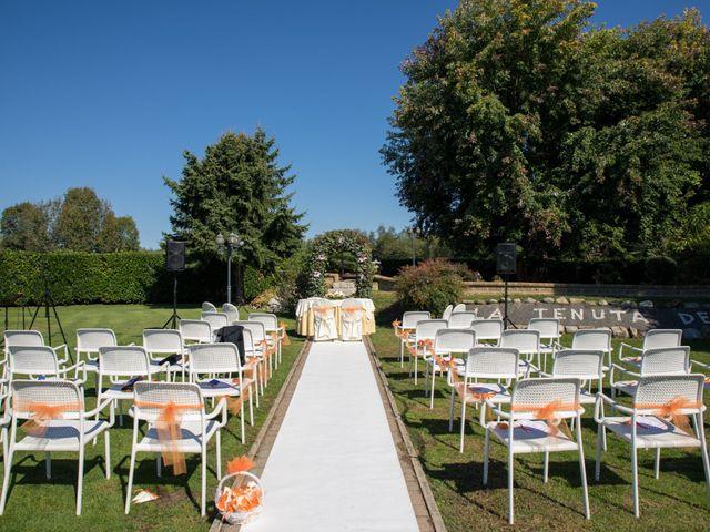Il matrimonio di Giuseppe  e Rachele a Fontaneto d'Agogna, Novara 12