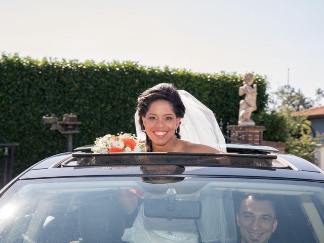 Il matrimonio di Giuseppe  e Rachele a Fontaneto d'Agogna, Novara 13