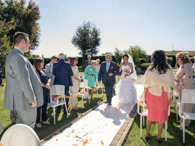 Il matrimonio di Giuseppe  e Rachele a Fontaneto d'Agogna, Novara 14