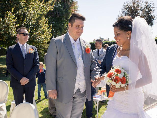 Il matrimonio di Giuseppe  e Rachele a Fontaneto d'Agogna, Novara 15
