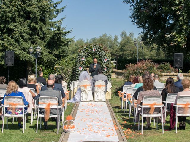 Il matrimonio di Giuseppe  e Rachele a Fontaneto d'Agogna, Novara 16