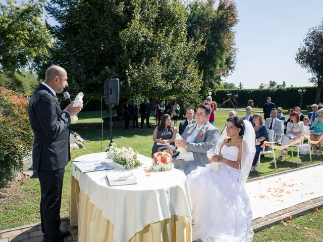 Il matrimonio di Giuseppe  e Rachele a Fontaneto d'Agogna, Novara 17