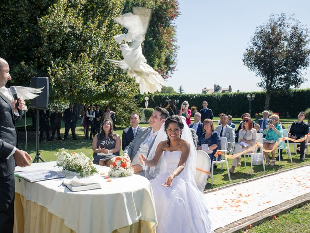 Il matrimonio di Giuseppe  e Rachele a Fontaneto d'Agogna, Novara 18