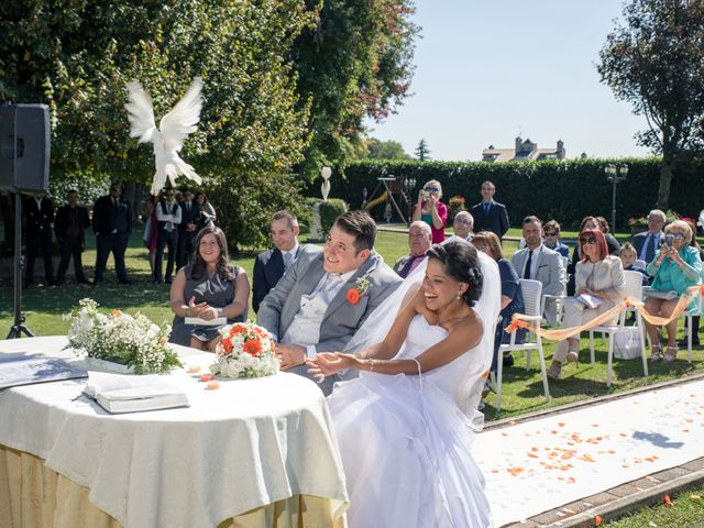 Il matrimonio di Giuseppe  e Rachele a Fontaneto d'Agogna, Novara 19