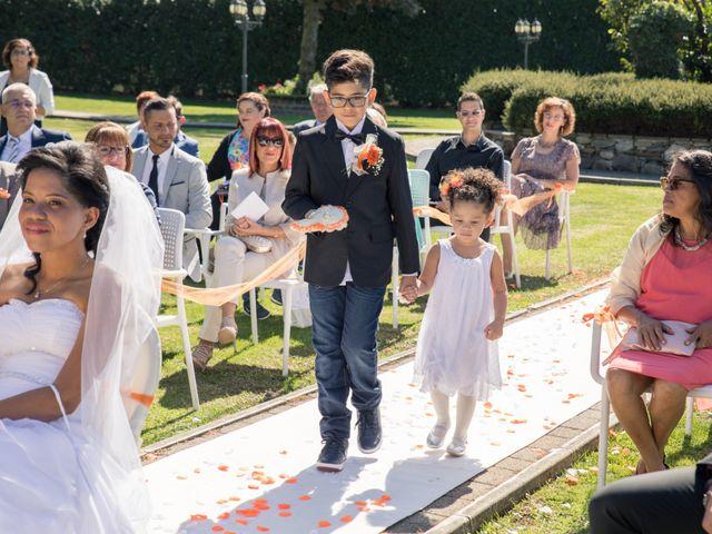 Il matrimonio di Giuseppe  e Rachele a Fontaneto d'Agogna, Novara 20