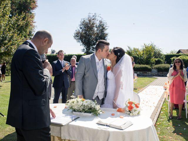 Il matrimonio di Giuseppe  e Rachele a Fontaneto d'Agogna, Novara 21