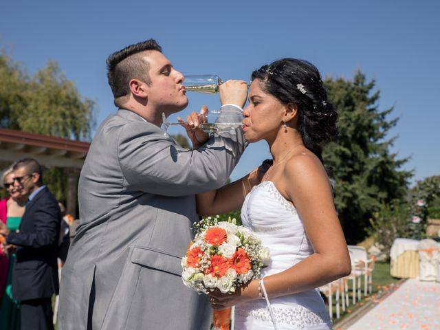 Il matrimonio di Giuseppe  e Rachele a Fontaneto d'Agogna, Novara 23