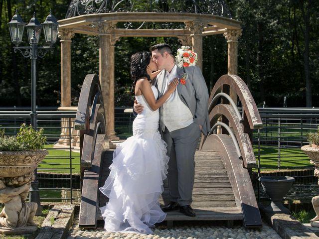 le nozze di Rachele e Giuseppe
