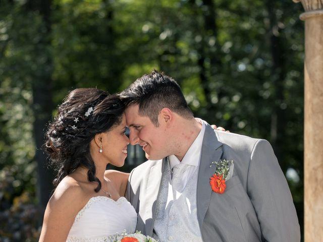 Il matrimonio di Giuseppe  e Rachele a Fontaneto d'Agogna, Novara 25
