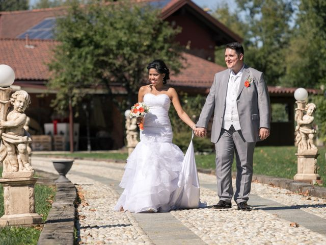 Il matrimonio di Giuseppe  e Rachele a Fontaneto d'Agogna, Novara 26