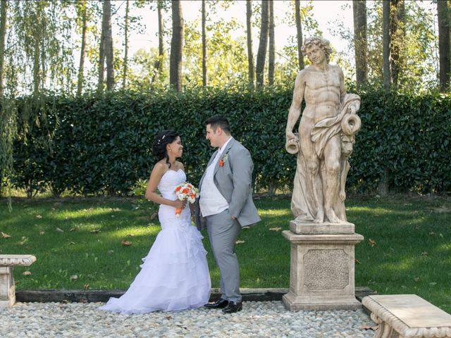 Il matrimonio di Giuseppe  e Rachele a Fontaneto d'Agogna, Novara 28