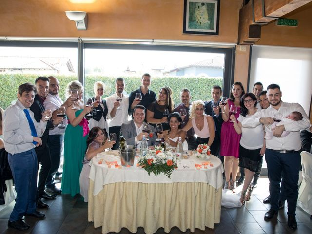 Il matrimonio di Giuseppe  e Rachele a Fontaneto d'Agogna, Novara 30