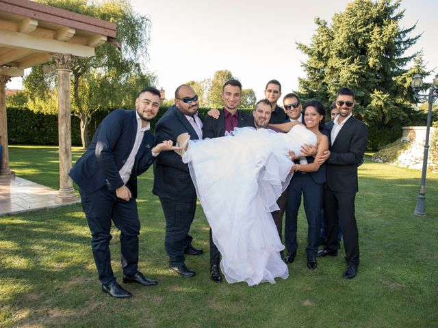 Il matrimonio di Giuseppe  e Rachele a Fontaneto d'Agogna, Novara 35