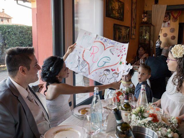Il matrimonio di Giuseppe  e Rachele a Fontaneto d'Agogna, Novara 36