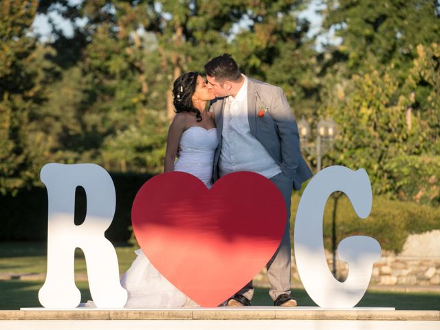 Il matrimonio di Giuseppe  e Rachele a Fontaneto d'Agogna, Novara 1