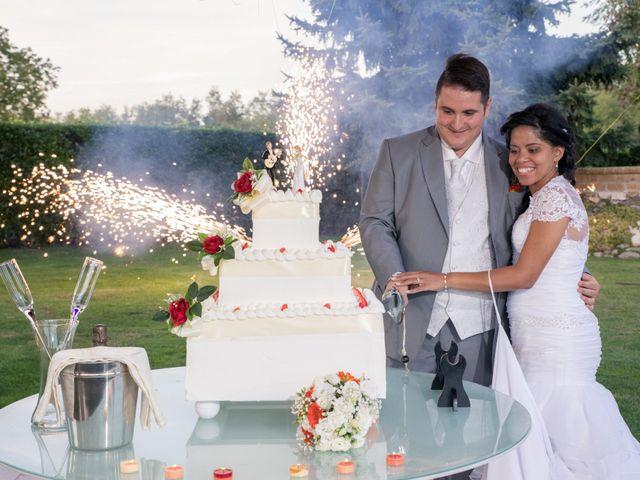Il matrimonio di Giuseppe  e Rachele a Fontaneto d'Agogna, Novara 2