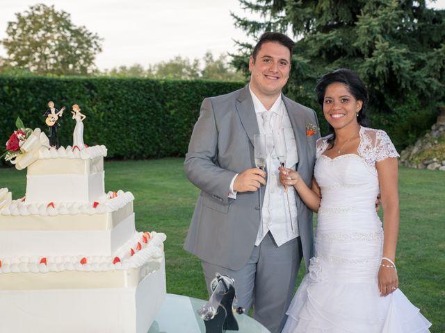 Il matrimonio di Giuseppe  e Rachele a Fontaneto d'Agogna, Novara 40