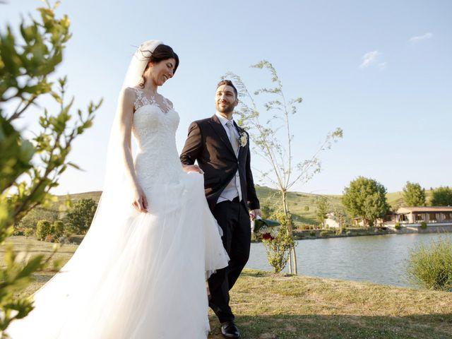 Il matrimonio di Domenico e Margherita a Montaione, Firenze 16