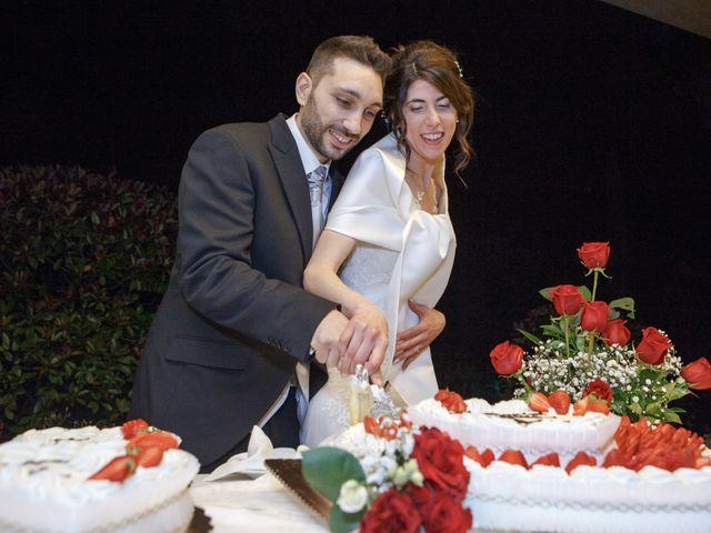 Il matrimonio di Domenico e Margherita a Montaione, Firenze 28