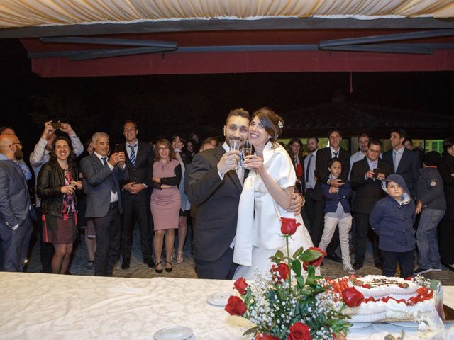 Il matrimonio di Domenico e Margherita a Montaione, Firenze 29