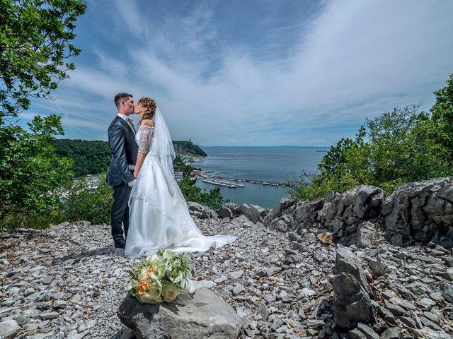 Il matrimonio di David e Chiara a Trieste, Trieste 14