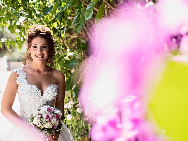 Il matrimonio di Carlo e Giovanna a Barcellona Pozzo di Gotto, Messina 2