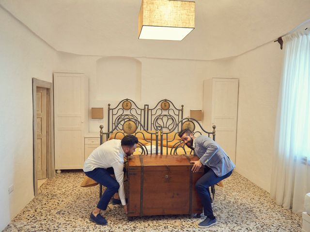 Il matrimonio di Alessandro e Carmela a Ceglie Messapica, Brindisi 11