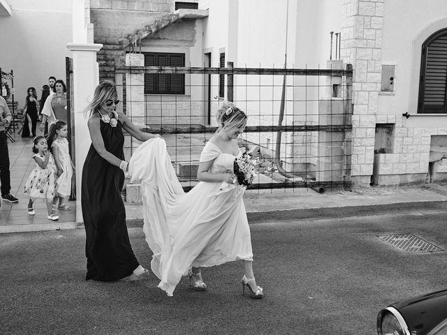 Il matrimonio di Alessandro e Carmela a Ceglie Messapica, Brindisi 18