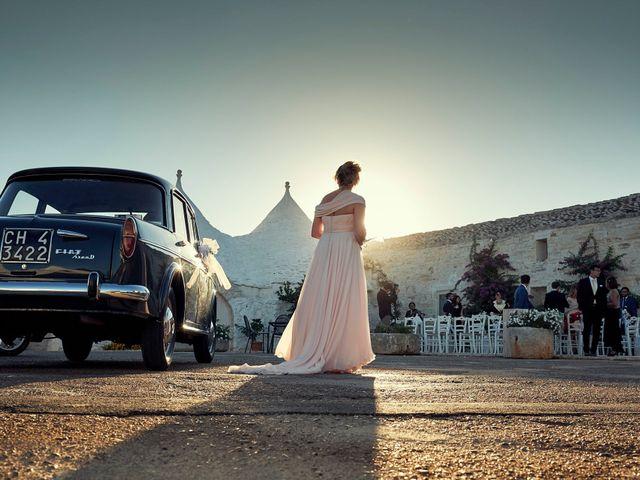 Il matrimonio di Alessandro e Carmela a Ceglie Messapica, Brindisi 22