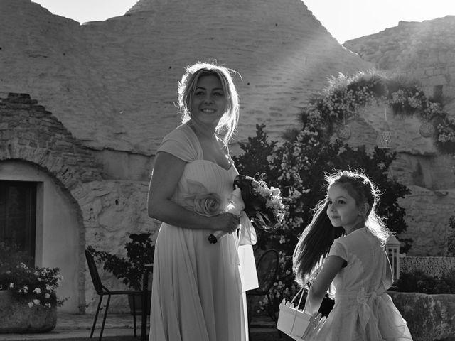 Il matrimonio di Alessandro e Carmela a Ceglie Messapica, Brindisi 23