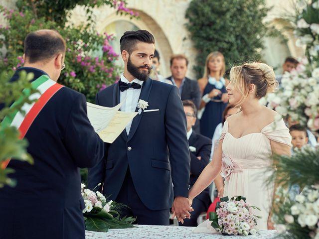 Il matrimonio di Alessandro e Carmela a Ceglie Messapica, Brindisi 24
