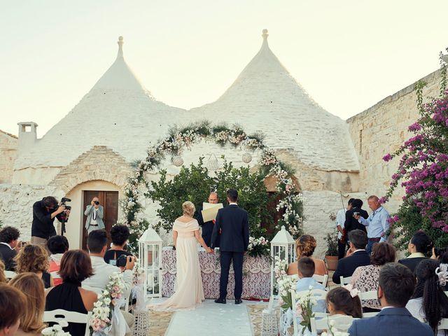 Il matrimonio di Alessandro e Carmela a Ceglie Messapica, Brindisi 25