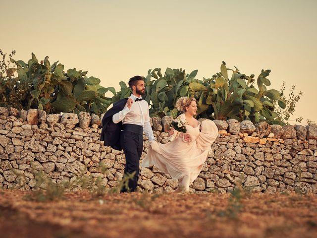Il matrimonio di Alessandro e Carmela a Ceglie Messapica, Brindisi 40