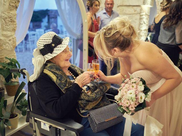 Il matrimonio di Alessandro e Carmela a Ceglie Messapica, Brindisi 45
