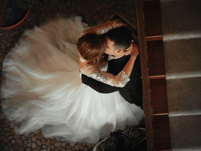 le nozze di Daniela e Alex