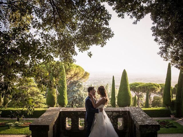 Il matrimonio di Barbara e Mattia a Roma, Roma 2
