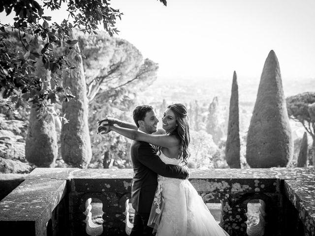 Il matrimonio di Barbara e Mattia a Roma, Roma 3