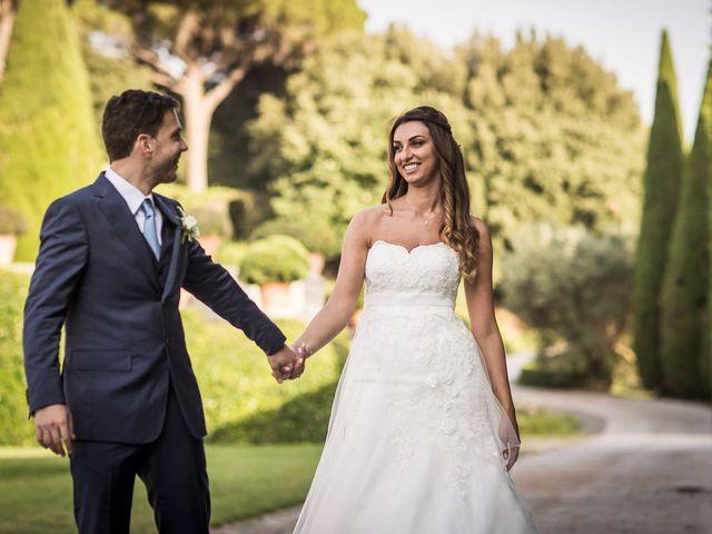 Il matrimonio di Barbara e Mattia a Roma, Roma 5