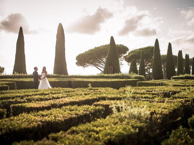 Il matrimonio di Barbara e Mattia a Roma, Roma 9