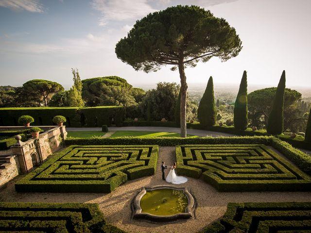 Il matrimonio di Barbara e Mattia a Roma, Roma 12