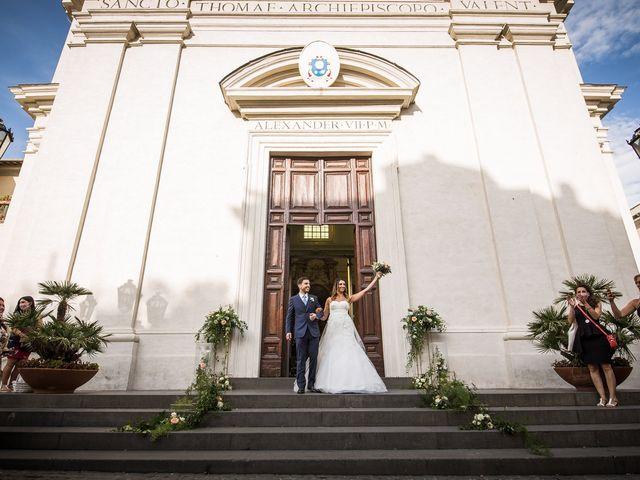 Il matrimonio di Barbara e Mattia a Roma, Roma 22
