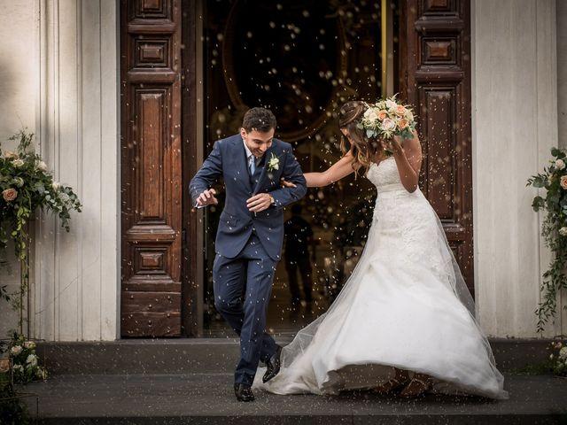 Il matrimonio di Barbara e Mattia a Roma, Roma 23