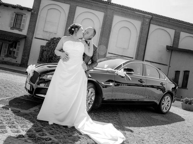 Il matrimonio di Marco e Manuela a Vercelli, Vercelli 8