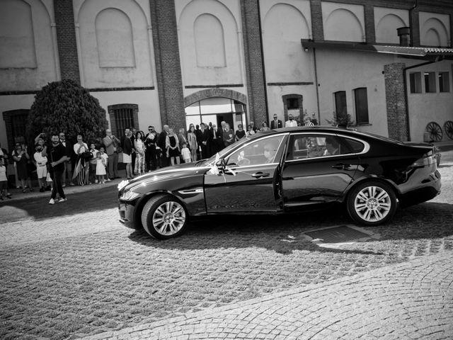 Il matrimonio di Marco e Manuela a Vercelli, Vercelli 12