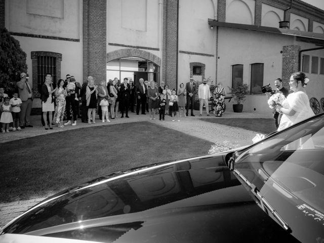 Il matrimonio di Marco e Manuela a Vercelli, Vercelli 13