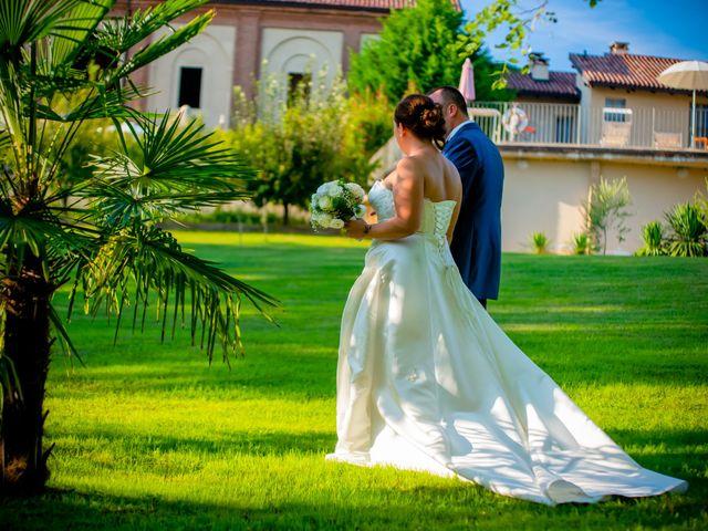 Il matrimonio di Marco e Manuela a Vercelli, Vercelli 23