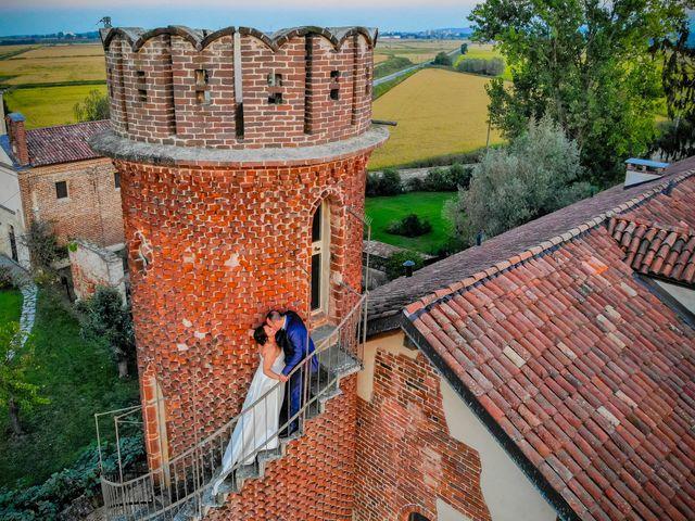 Il matrimonio di Marco e Manuela a Vercelli, Vercelli 26